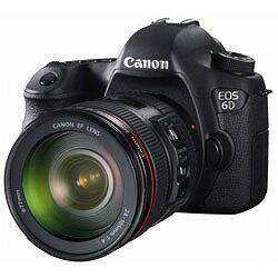 デジタル一眼レフ「EOS 6D」
