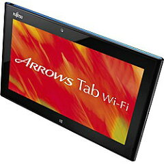 【2012年11月22日発売予定】【送料無料】富士通ARROWS Tab Wi-Fi QH55/J [Office付き] FARQ55J ...