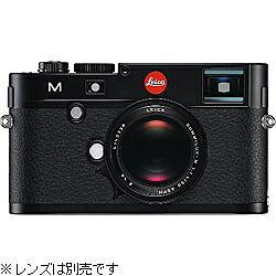 【送料無料】ライカライカ M【ボディ(レンズ別売)】(ブラックペイント) [10770]