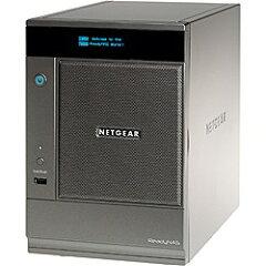 【送料無料】NETGEARHDDケース Ready NAS Ultra6 iSCSI対応・6スロット搭載モデル RNDU6000100...
