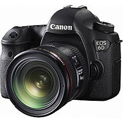 【送料無料】キヤノンEOS 6D【EF24-70L IS USM レンズキット】/デジタル一眼 [EOS6D2470ISLK]