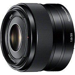 【送料無料】ソニーE 35mm F1.8 OSS【ソニーEマウント】[SEL35F18]