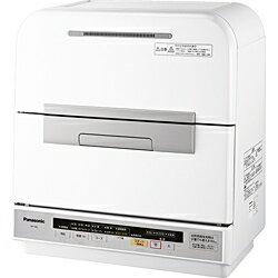 【送料無料】パナソニック《標準工事費セット商品》 食洗機 (食器点数42点) NP-TM6-W ホワイ...