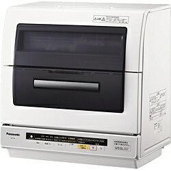 【送料無料】パナソニック《標準工事費セット商品》 食洗機 (食器点数53点) NP-TR6-W ホワイ...