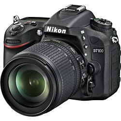 【送料無料】ニコンD7100【D7100 18-105 VR レンズキット】/デジタル一眼
