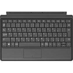 【送料無料】マイクロソフト【純正】Surface RT用 Type Cover ブラック D7S-00020 [D7S00020]