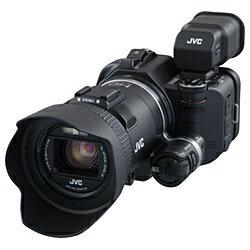 【送料無料】JVCSD対応フルハイビジョンビデオカメラ GC-P100-B [GCP100B]