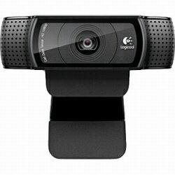 【送料無料】ロジクール【Windows8対応】WEBカメラ[USB・300万画素] Logicool HD Pro Webcam ...