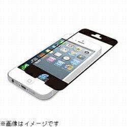 バッファローiPhone 5用 液晶保護フィルム イージーフィット/スムースタッチタイプ (ブラッ...