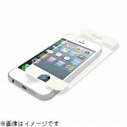 バッファローiPhone 5用 液晶保護フィルム イージーフィット/スムースタッチタイプ (ホワイ...