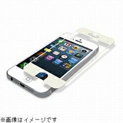 バッファローiPhone 5用 液晶保護フィルム イージーフィット/スムースタッチタイプ (ラメホ...