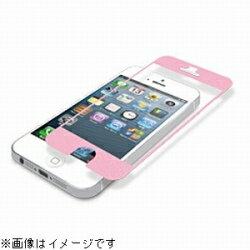 バッファローiPhone 5用 液晶保護フィルム イージーフィット/スムースタッチタイプ (ラメピ...