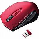 サンワサプライ【Windows8対応】ワイヤレスBlueLEDマウス[2.4GHz・USB] ダブルクリックボタ...