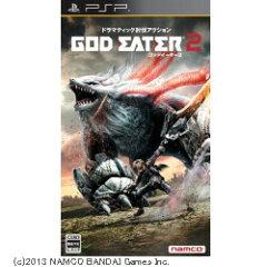 【2013年11月14日発売】【送料無料】バンダイナムコゲームスGOD EATER 2【PSP】 [ULJS00597]