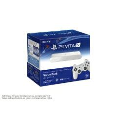 【2013年11月14日発売】【送料無料】ソニーコンピュータPlayStation Vita TV Value Pack [VTE10...