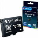 三菱化学メディア16GB・Class10対応microSDHCカード(SDHC変換アダプタ無し)MHCN16GJVZ1 [MHCN16GJVZ1]