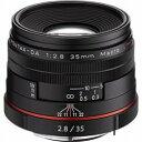 【送料無料】ペンタックスHD PENTAX-DA 35mm F2.8 Macro Limited(ブラック) [HDPENTAXDA35mmF...