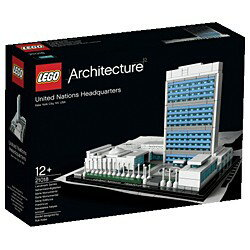 LEGOLEGO 21018 国連本部 [AT21018コクレンホンブ]