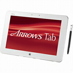 【あす楽対象】【送料無料】富士通ARROWS Tab QH55/M [Office付き] FARQ55M (2013年最新モデル...