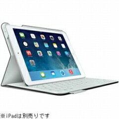 【送料無料】ロジクールiPad Air用 Bluetoothキーボード Logicool FabricSkin Keyboard Folio...