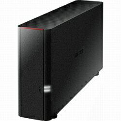 【送料無料】バッファロー【Windows8.1対応】ネットワークHDD [有線LAN/USB2.0・1TB] スマホ...