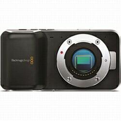 【送料無料】BLACK MAGICPocket Cinema Camera ポケットシネマカメラ(マイクロフォーサーズモ...