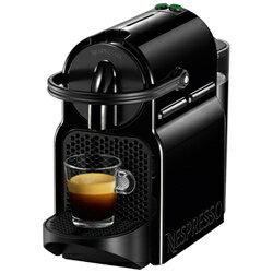 【送料無料】ネスレネスプレッソ専用カプセル式コーヒーメーカー 「イニッシア」 D40-BK ブラ...