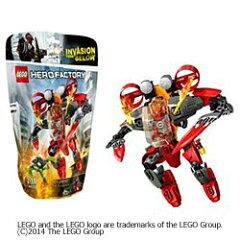 レゴジャパンLEGO 44018 ヒーロー・ファクトリー・ファーノ・ジェットマシーン [44018ファーノ...