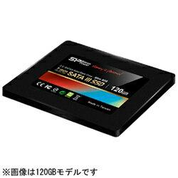 【送料無料】SPJ(シリコンパワー)2.5インチSATA接続SSD(480GB) Slim S55 SP480GBSS3S55S25 [SP480GBSS3S55S25]