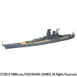 青島文化1/700 艦隊これくしょんプラモデル 11 艦娘 戦艦 大和 [カンムスセンカンヤマト]
