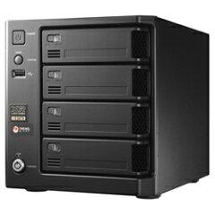 【送料無料】I・O DATANASサーバー 〔4ドライブ・4TB〕 ウイルス対策機能搭載・RAID6対応 HDL-X...