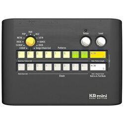 【送料無料】KORG(コルグ)スピーカー内蔵リズム・ボックス KR mini [KRMINI]