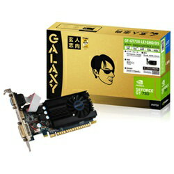 【送料無料】玄人志向NVIDIA GeForce GT 730 [PCI-Express 2.0 x8(x16)・1GB] GF-GT730-LE...