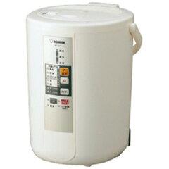 【送料無料】象印スチーム式加湿器(〜13畳) EE-RJ50-WA ホワイト [EERJ50WA]