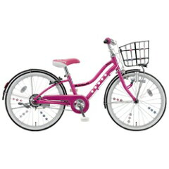 【送料無料】ブリヂストン22型 子供用自転車 ワイルドベリー(ベリーベリー/シングルシフト) W...