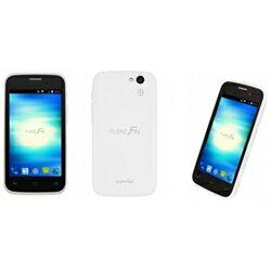 【あす楽対象】【送料無料】COVIA[LTE非対応]SIMフリースマートフォン 「FLEAZ F4S」(ホワイト)...