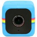 【送料無料】ポラロイドマイクロSD対応 アクションビデオカメラ Polaroid CUBE(ブルー) [POL...
