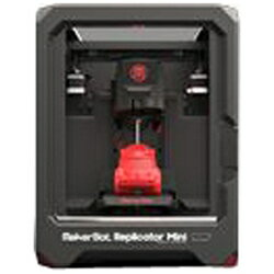 【送料無料】 MAKERBOT 3Dプリンタ MakerBot Replicator mini MP05925