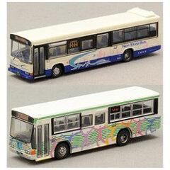 TOMIX ザ・バスコレクション 1/150 ローカル路線バス乗り継ぎの旅 (松阪~松本城編) 2台セット