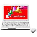 【送料無料】東芝dynabook T451/46DW PT45146DSFW (2011年秋冬モデル)