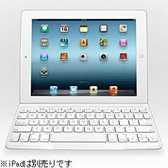 【あす楽対象】【送料無料】ロジクール新しいiPad/2用 Bluetoothキーボード 超薄型アルミニウ...