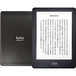 【送料無料】KOBO電子書籍リーダー kobo glo(フロントライト内蔵・Wi-Fiかんたん設定対応モデ...