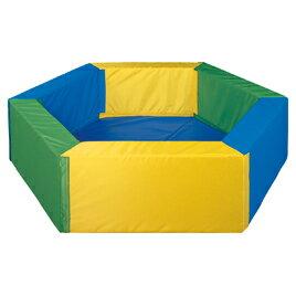 サークル・ボールプール【知育玩具/3歳/4歳/5歳/6歳/室内遊具/ボールプール】
