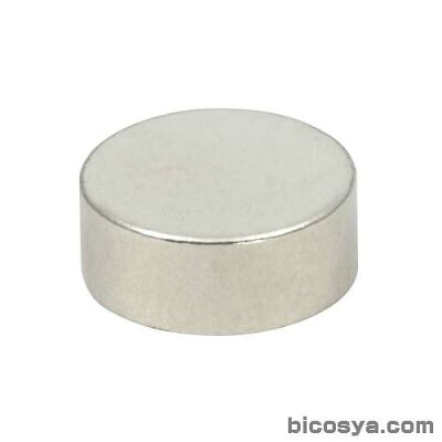 ネオジム磁石(φ12×4mm)