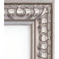 インチ額縁9006(255x203mmマット窓サイズ143x93mm)シルバーガラス仕様【あす楽対象】