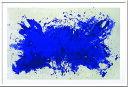 アートフレーム イブ・クライン Yves Klein Hommage a Tennessee Williams,1960(Silkscreen) iyk-14371 絵画 壁掛け おしゃれ