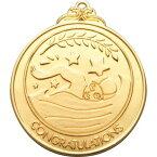 メダル 「水泳」 金 あす楽対象[メール便不可](記念品・その他 体育祭 運動会 記念品 1等賞)