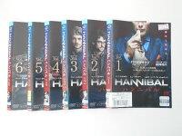 【洋画中古セットDVD】HANNIBALハンニバル全6巻セットケースなし