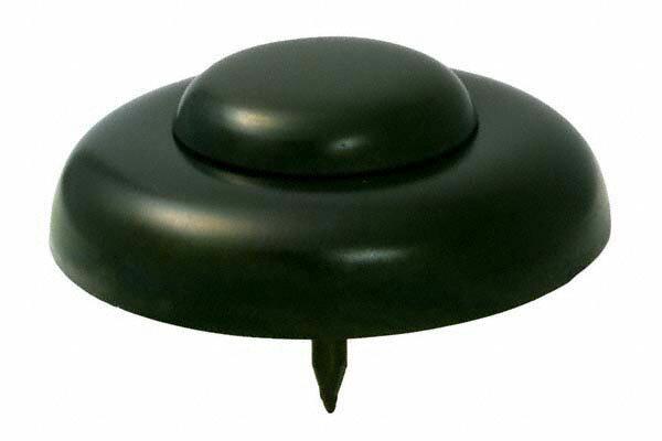 EC-13 唄金具 青銅 30号 10個入  飾釘 釘隠 青銅 BIDOOR(ビドー):ビドーパル