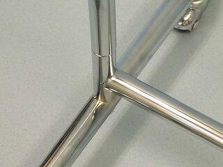 ハンガーラックプロS600イメージ4・金属部品のみ使用完全溶接